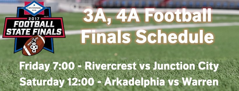 4A State Championship GameDay Details