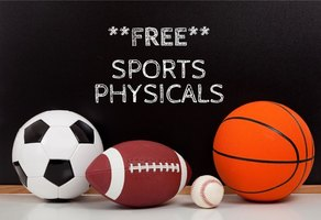 Annual Free Physicals Set for Tuesday, May 1