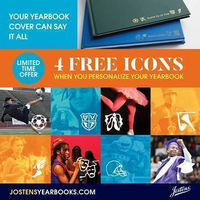 AHS Yearbook Icon Promotion!