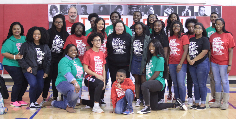 AHS Black History Month Committee Recognizes Area Leaders