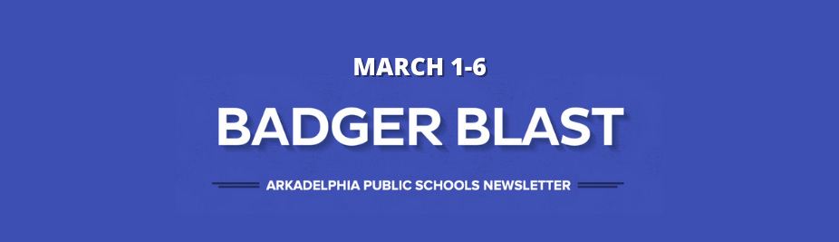 APSD Badger Blast: March 1-6