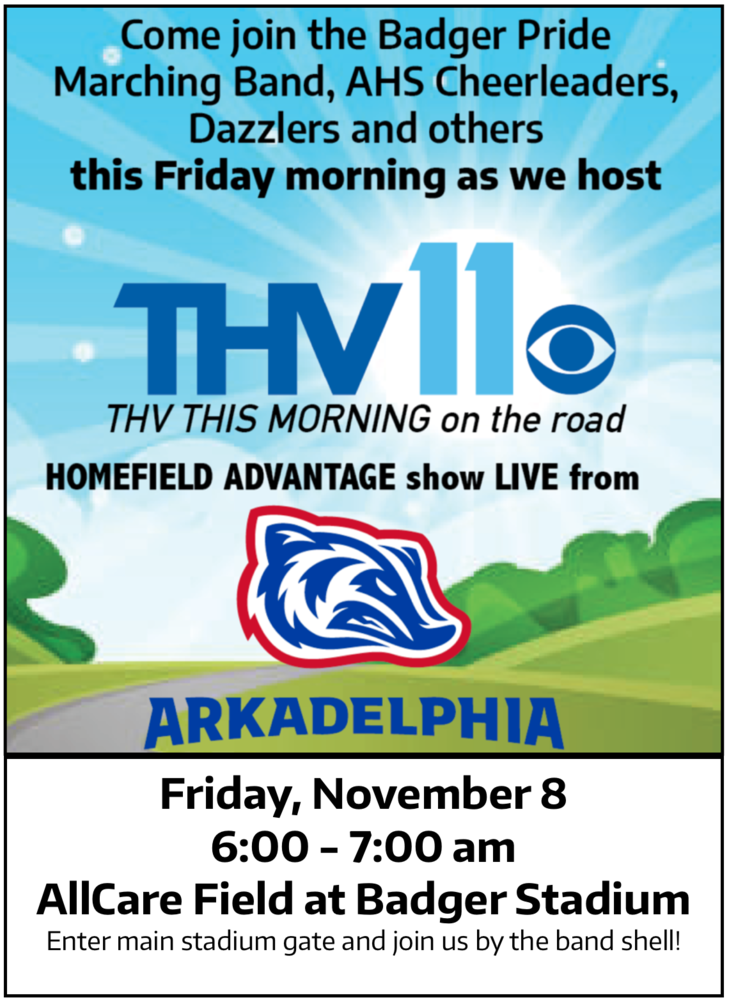 THV 11 Home Field Advantage