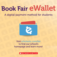 Book Fair New Way to Pay!!