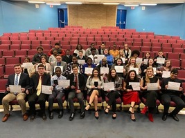 AHS FBLA District Competition Results