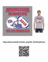 Football Playoff Shirt Order Form