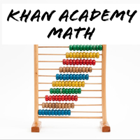 Khan Academy Math and Google Accounts!