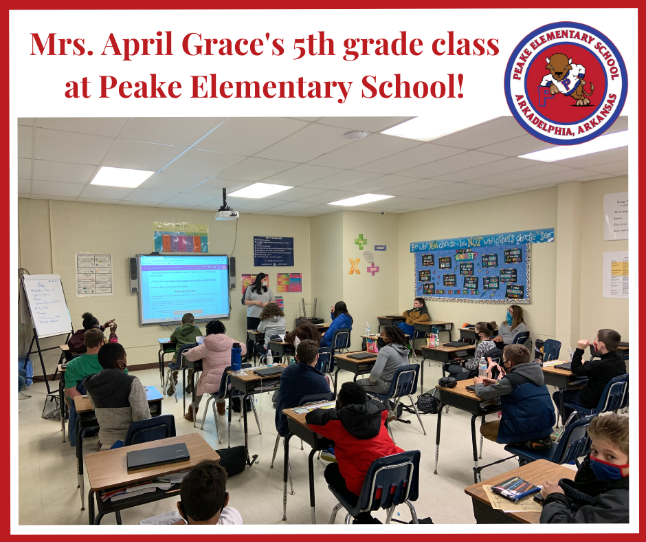 April Grace's Classroom