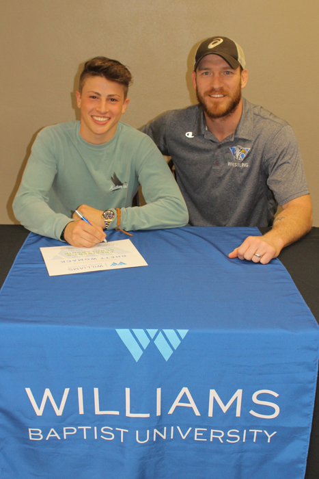 Rhett Womack - Williams Baptist University