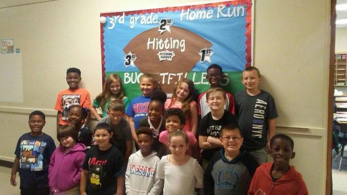 Mrs. Kyla Williams' students in the Top Reflex Math class this week