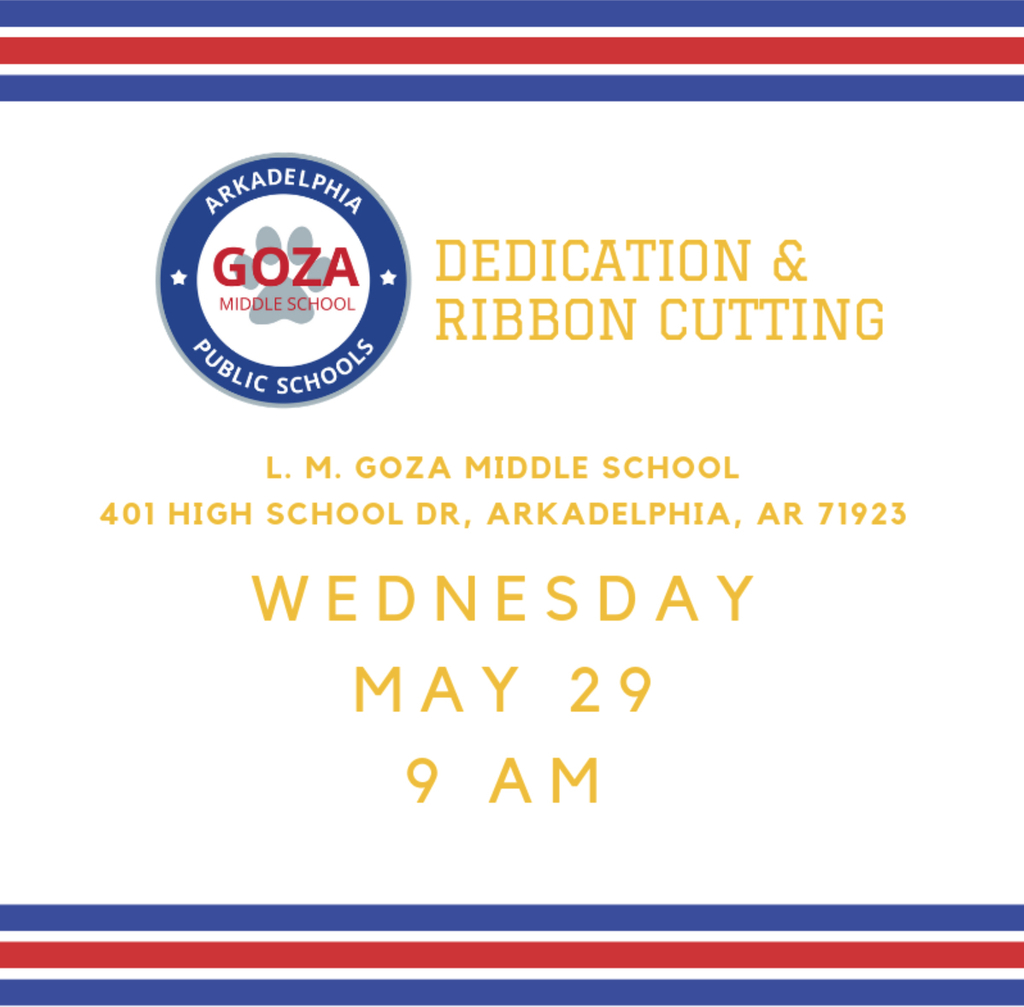 Goza Dedication and Ribbon Cutting