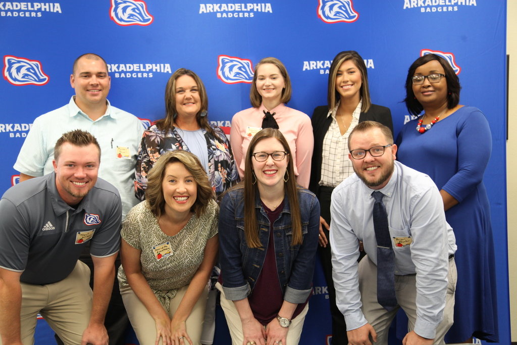 2019/2020 APSD New Teachers