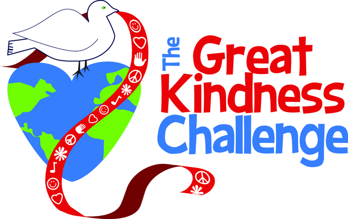 great kindness challenge logo