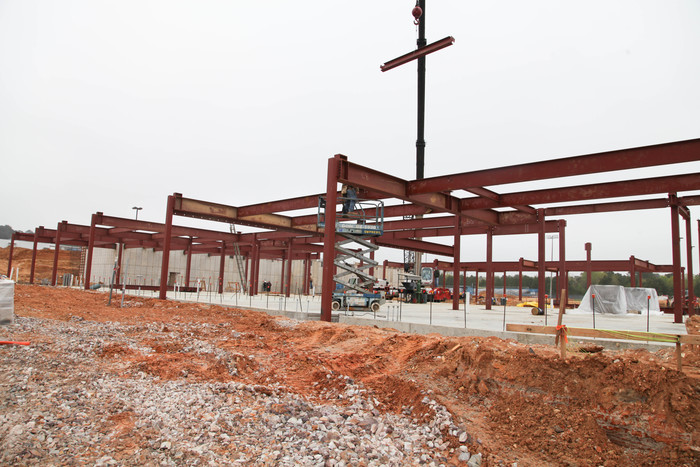 photo of new goza middle school
