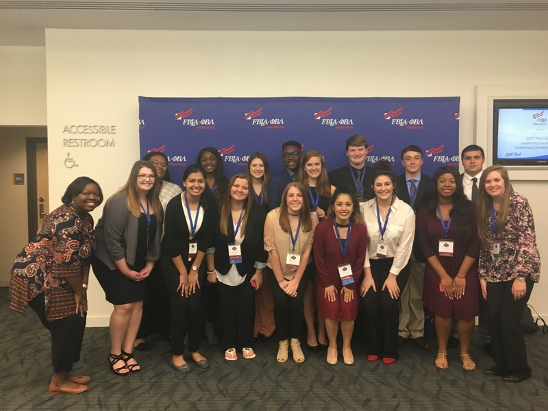 AHS students participate in 2017 FBLA State Leadership Conference