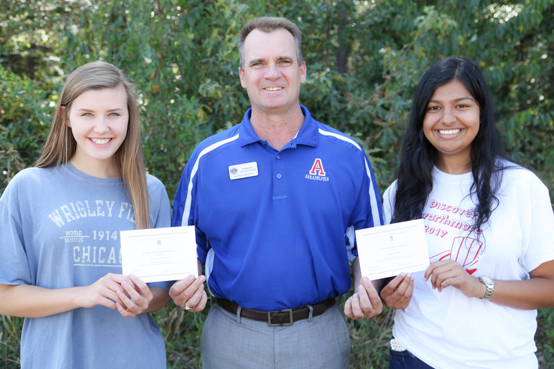 Commended Students in the 2018 National Merit Scholarship Program