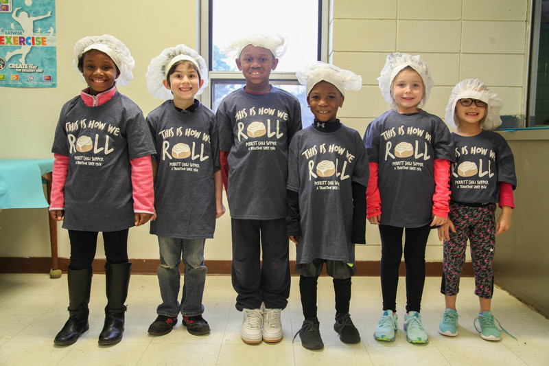 Perritt Primary announces annual Chili Supper