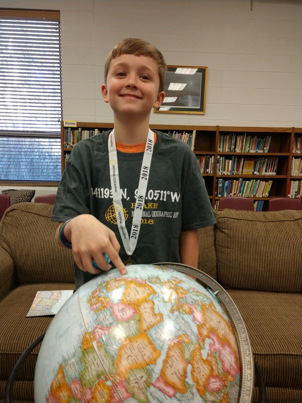 winner of geography bee