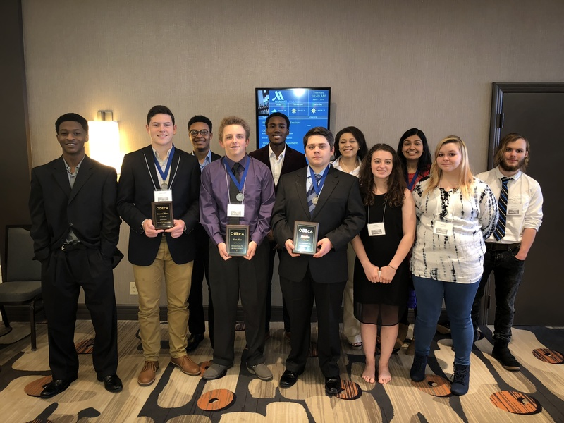 AHS students advance to DECA International Career Development Conference