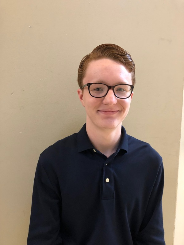 Patrick Hayes Selected to Participate in 40th Arkansas Governor's School